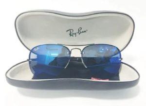 Ray Ban レイバン サングラス  RB3449 002/55 【中古】かんてい局 亀有店