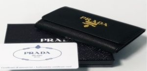 【PRADA】 プラダ キーケース レディース ブラック 1PG004【中古】